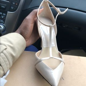 Zara Shoes - NWT ZARA T-Strap Heels
